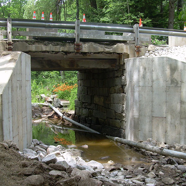 Pipe Culvert Lining : C l h son photos of our culvert slip lining projects